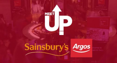 Sainsburys group meet up