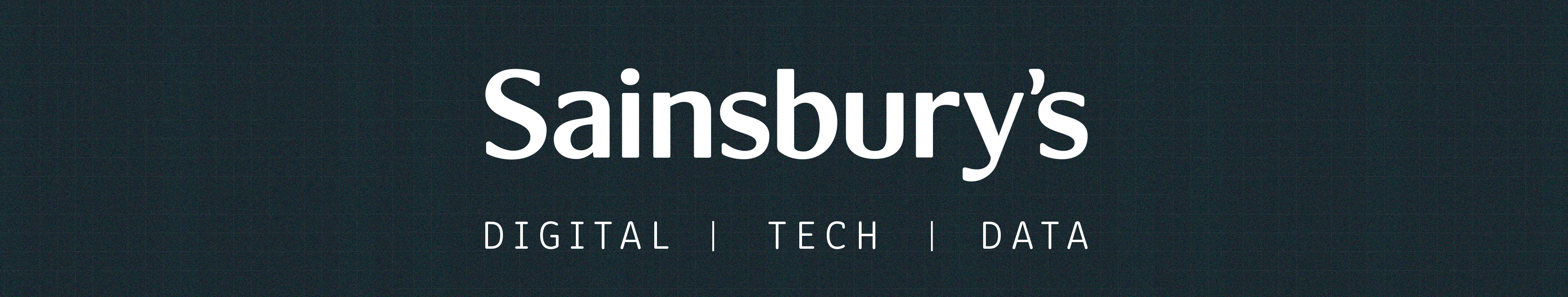 Sainsburys, Data, Tech, Digital