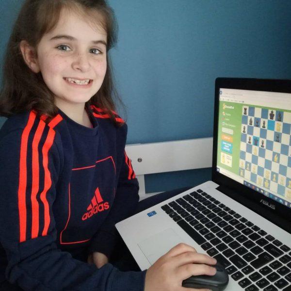 Jessica (9) a, Eaglescliffe, Teesside