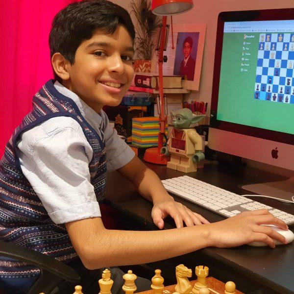 Raghav (11) a, Coulsdon